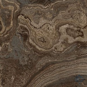 Плитка (60x60) BROWN WAVE RHAPSODY LEVIGATO