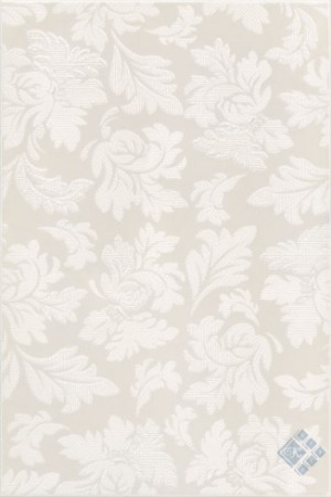 Декор (33.3х50) DECOR ROSEMARY 4 CREAM
